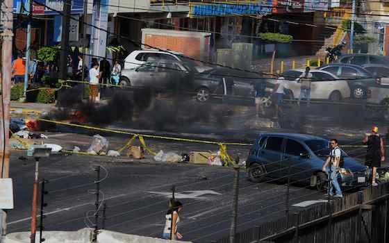 United States Shouldn't Rescue Socialist Venezuela