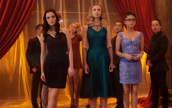 'Vampire Academy' Movie Review