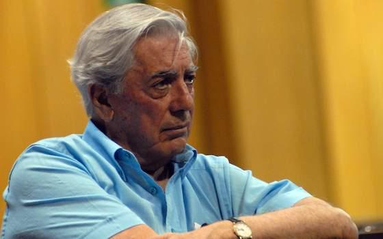 Vargas Llosa Deserves Nobel for Courage