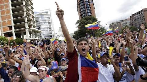 Venezuela Plunges into Turmoil