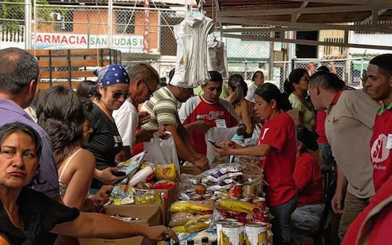 Venezuela Progresses in Battle Against Contraband