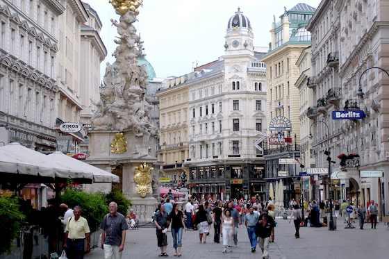 Vibrant Vienna
