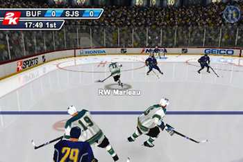 2K Sports Announces 'NHL 2K11' for Apple iPad - 2K Sports has had success with NHL 2K11 on Apple's iPhone and iPod Touch. Now the sports video game maker is bringing the franchise to Apple's popular iPad