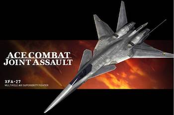 'Ace Combat: Air Assault'