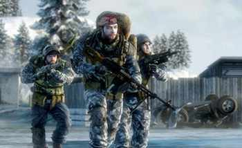 'Battlefield: Bad Company 2' - If you're looking for solid online multiplayer, buy Battlefield: Bad Company 2