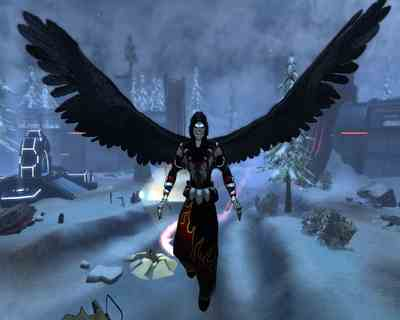 The best thing about Champions Online? The character creator. The options are mind-blowing, and make 'City of Heroes' seem shameful for the way it makes you earn things like wings and capes