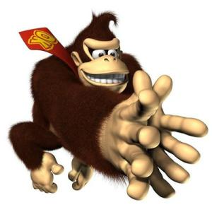 Games for Lunch: 'New Play Control! Donkey Kong Jungle Beat' � Wii