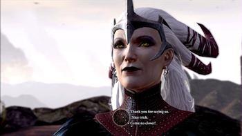 Combat Duality in 'Dragon Age II'