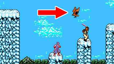 No creature is more deserving of an appearance on this list than these avian S.O.B.s from the first Ninja Gaiden. They set a bar for jerkiness that has never been equaled.