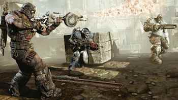 Epic Games Unveils 'Gears of War 3' Multiplayer Details