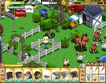 'FarmVille': A Love Story - The debate over which of FarmVille's addictive properties took ahold of me, I will leave for others to suss out. All I know is this: I've come to really like my little virtual farm, and the game that let me create it