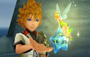 'Kingdom Hearts Birth by Sleep'