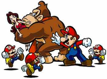 'Mario Vs. Donkey Kong: Mini-Land Mayhem'