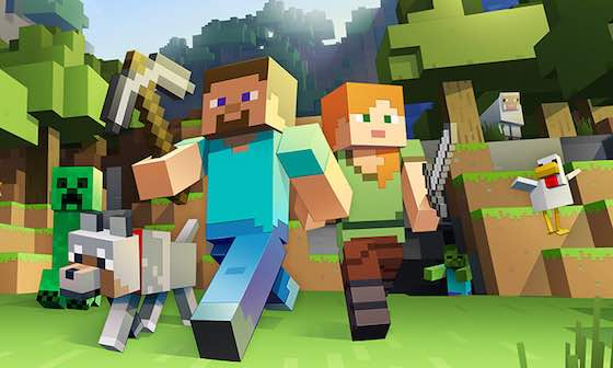 Video Games: Minecraft | Video Games Review