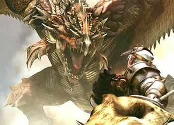 'Monster Hunter Tri' (Wii)