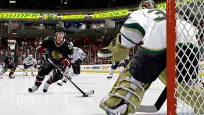 NHL 10 is almost the perfect hockey game. It's loaded with options and sports great graphics, fabulous player control and realistic gameplay