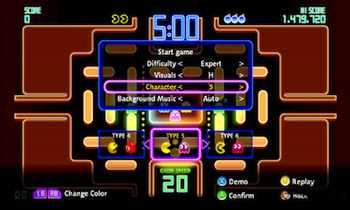 'Pac-Man Championship Edition DX'