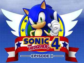 'Sonic the Hedgehog 4: Episode 1'