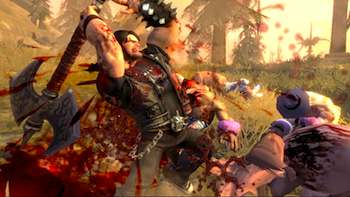 Was there a 'Brutal Legend' that could have been made which stayed faithful to metal but managed to find some ethical ground to stand on? Could you write a story where a good guy saves mean old metal?