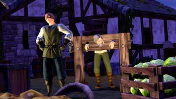 Video Games: 'The Sims: Medieval'