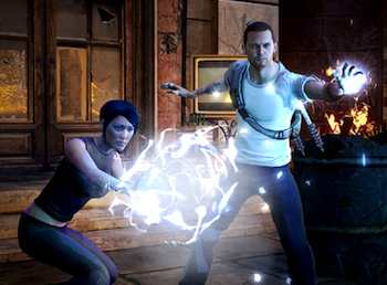 Video Games: 'Infamous 2' video game review