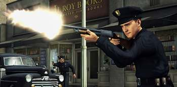 Gritty police action is realistically depicted in L.A. Noire