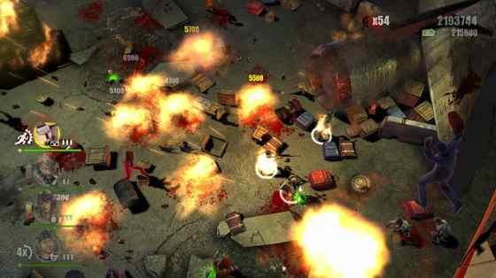 'Zombie Apocalypse: Never Die Alone'