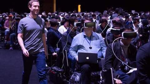 Virtual Reality: Is It the Next Platform?