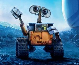 WALL-E Movie Review by Film Critic Michael Phillips on Video Starring Ben Burtt, Elissa Knight, Jeff Garlin, Fred Willard