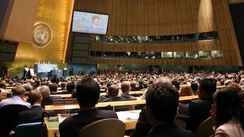 Want a More Democratic UN? Give It a Parliament