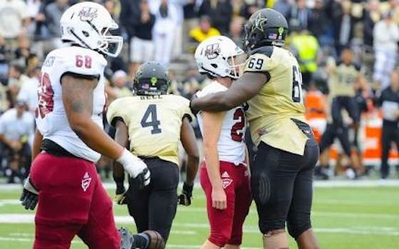 Weird and Wild Moments from College Football's Week 3