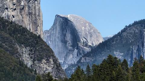 Welcome to Half Dome, Sponsored by Nike