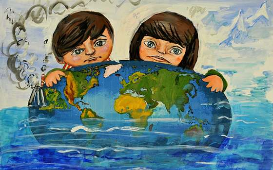 While Our Planet Melts, GOP Pleads Ignorance