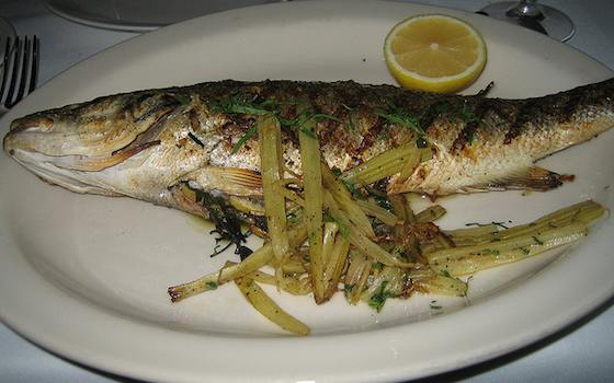 Whole Grilled Branzino Recipe Recipe