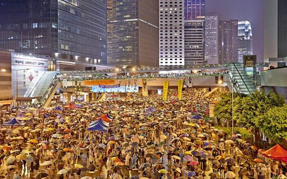 Why China Won't Talk to Hong Kong's Protesters