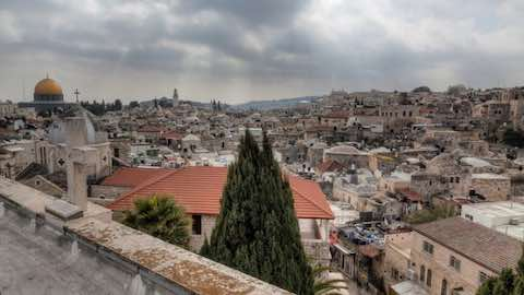 Why Jerusalem Is the Capital of Israel and Palestine
