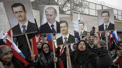 Why Peace Activists Should Stop Cheering for Russian Bombs in Syria