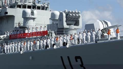 Why is China Militarising the South China Sea?