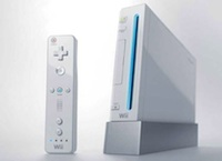 There is nothing particularly special about the console itself, as the Wii offers middling graphics and computing power. But that remote is oh-so special. It encourages, nay forces, players out of their chairs with sensors that link their movements to action on the screen.