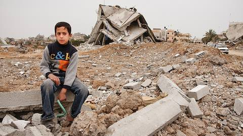 Will Israel 'Bounce the Rubble' in Gaza?