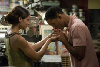 Will Smith in the Movie Seven Pounds