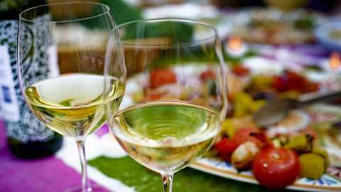 Wine Pairings for Popular Summer Meals Recipe