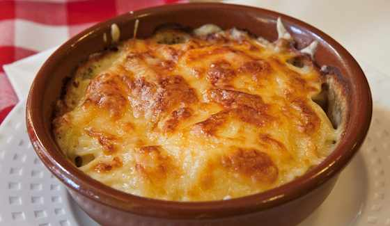 Winter squash gratin a cold weather favorite recipes for Cold weather meals recipes