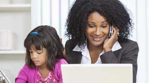 Woman to Woman: Creative Ways to Combine Work & Family