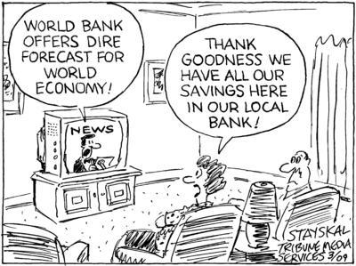 Global Economy U.S. Impact - Wayne Stayskal