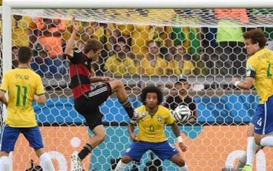 The World Cup's Biggest All Time Shocks - 2014 World Cup Semifinals