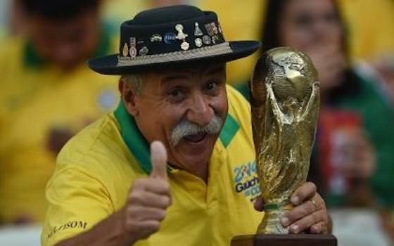 The World Cup's Legacy in Brazil and What It Means for the 2016 Olympics - 2014 World Cup Semifinals