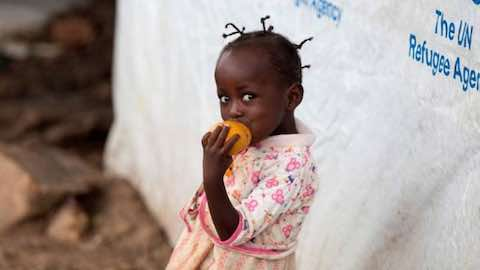 World Ignores Displaced Africans