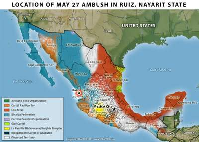 Protective Intelligence Lessons from an Ambush in Mexico