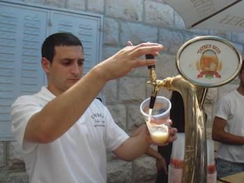 Taybeh Oktoberfest Oct 1 & 2, 2011 -- Taybeh, Palestine